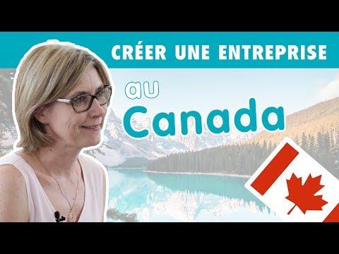 Créer Une Entreprise Au Canada