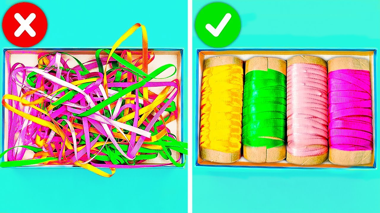 18 Easy Organization Hacks and Diy Ideas