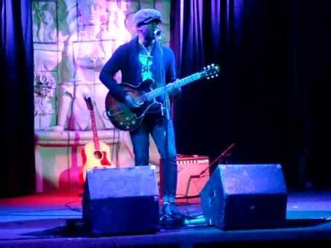 David Ryan Harris  - Santa Cruz Full Concert - 11-14-15
