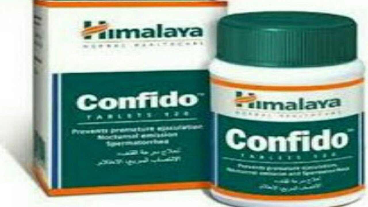 Himalaya Confido Tablets Review