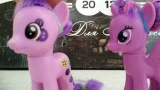 Смотреть сериал Сериал про пони :Лунастры 2 сезон 5 серия часть 1 новый астр онлайн