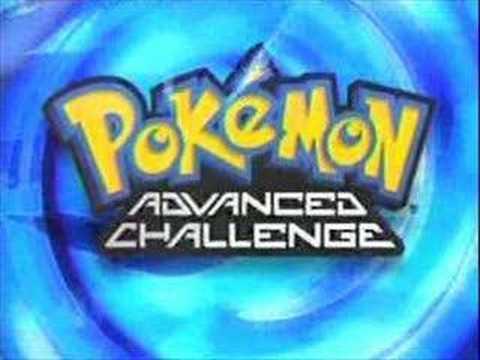 Pokemon Advanced Challenge Opening