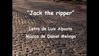 Jack the ripper - de Alposta y Melingo - Mosaicos Porteños de Luis Alposta