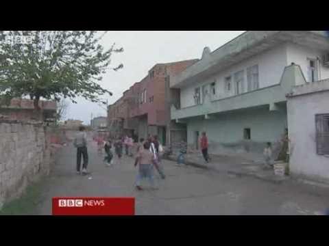 Kurdish children jailed in Turkey under anti-terror law