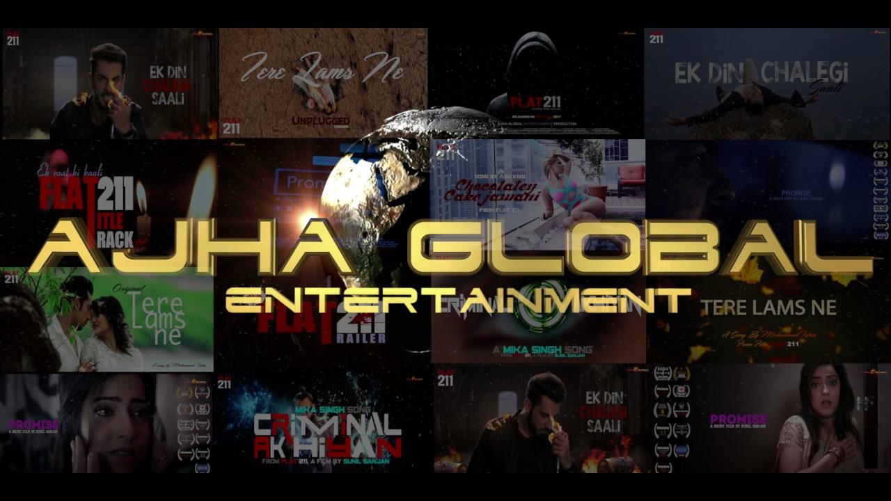 Download Ajha Global Entertainment   Sunil Sanjan   Channel Intro