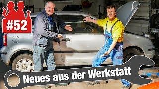 Kupplungs-Rentner-Polo ist wieder da! BMW120d mit Spänen im Kraftstoffsystem & ein MGA aus den 50ern