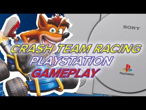 CTR (Crash Team Racing) [PS1]