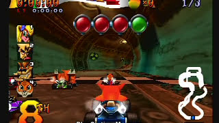 Crash Team Racing [PS1]