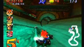 CTR (Crash Team Racing) [PS1]