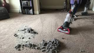 MEGA MESS TEST!! All my vacuums