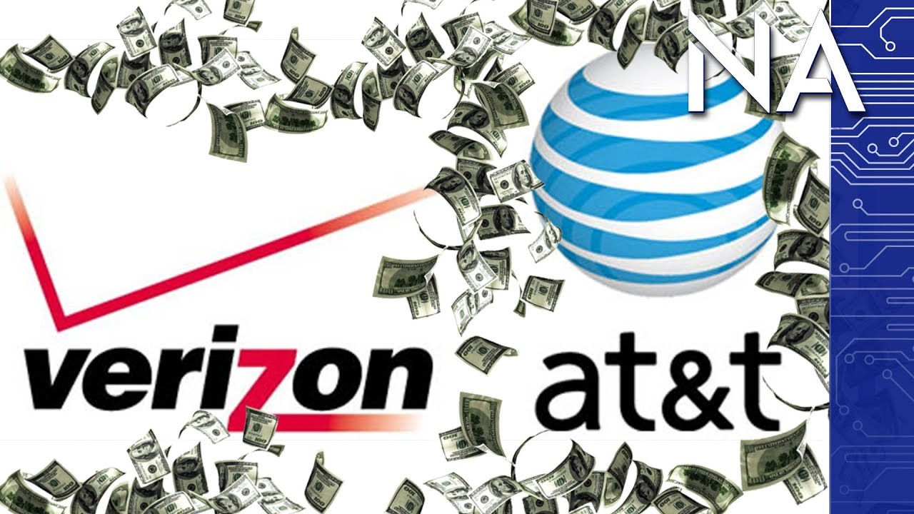 Technology: How T-Mobile, AT&T, Verizon and Sprint fight