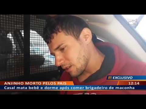 DF ALERTA - Casal usa drogas, mata filho de 6 meses e dorme após crime