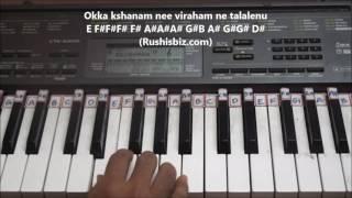 Ennenno Janmala Bandham - Piano Tutorials   1200 Songs BOOK/PDF @399/- 7013658813