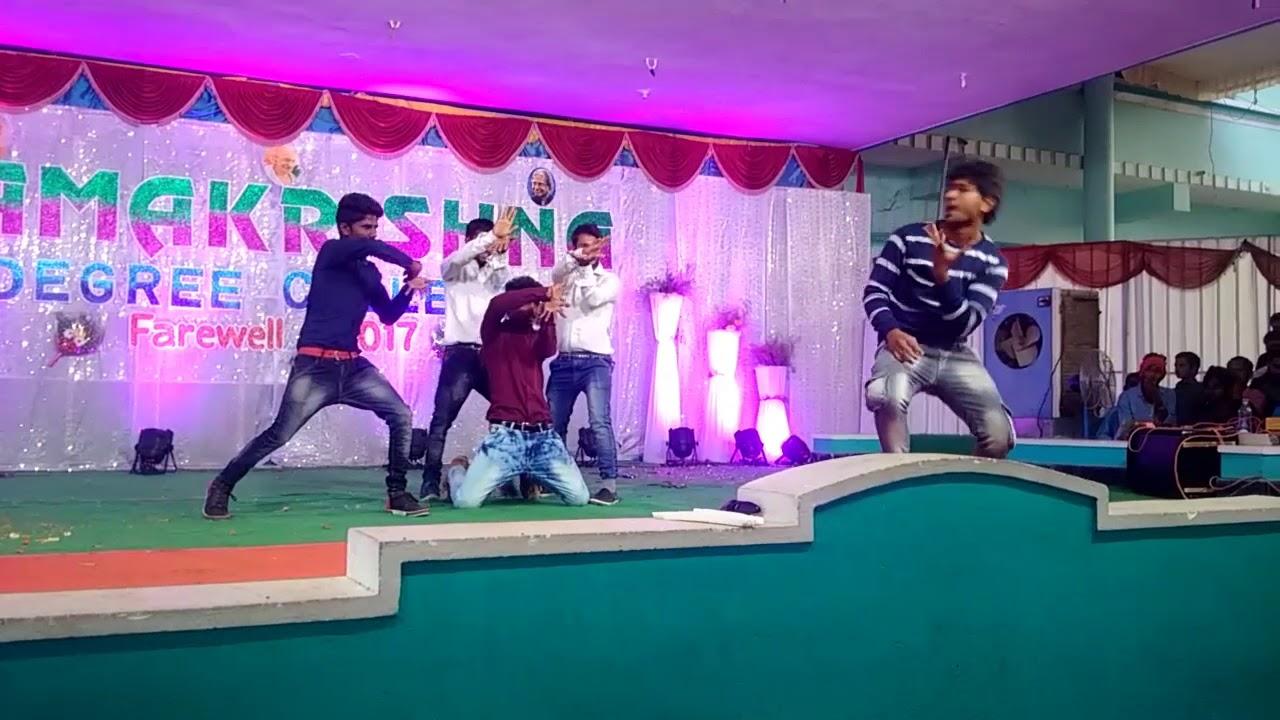 Sai group dance korutla