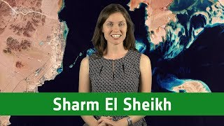 Earth from Space: Sharm El Sheikh