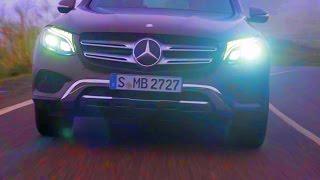 "Mercedes-Benz 2016 GLC 250d 4matic ""Arrival Star"" Trailer"