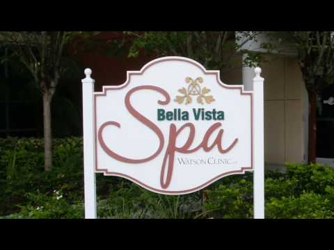 Watson Clinic Bella Vista Spa Tour