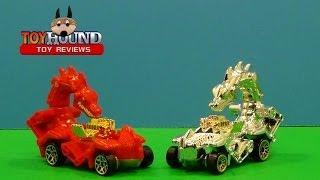 Rodzilla Year of the Dragon 2012 Hot Wheels 1//64 Scale diecast car