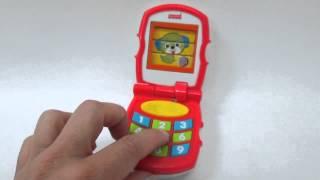 Juguete Telefono Sonidos Fisher Price