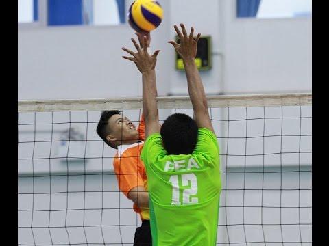 HL | วอลเลย์บอลเยาวชน กฟภ 2559 | รอบชิงชายภาคนครหลวง | กีฬานครนนท์วิทยา 6 - หอวังนนทบุรี