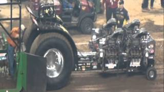 rockstar energy rough ride 7500lb modified tractor nfms 2011