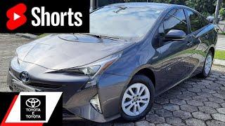 PRIUS 2018 | DETALHES DO TOYOTA PRIUS HYBRID SYNERGY DRIVE 1.8 HÍBRIDO GASOLINA AUTOMÁTICO #SHORTS