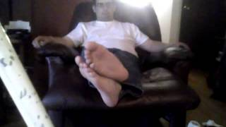 Barefoot on the Recliner 3