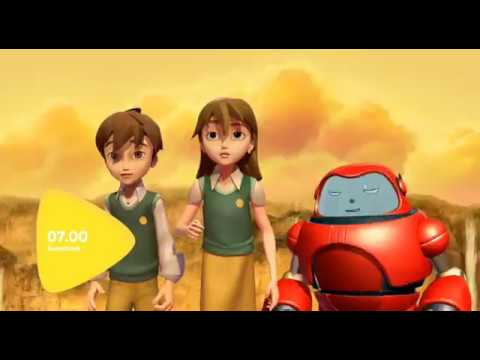 Superbook - 7am Saturdays on Flow Africa - Kwese CH 825