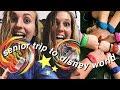 OUR SENIOR TRIP TO DISNEY WORLD!! | VLOG