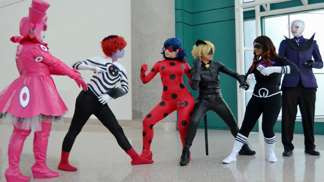 It is a graphic of Nifty Pictures of Ladybug and Cat Noir