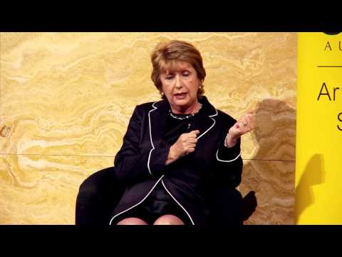 Dr Mary McAleese in Conversation with Professor Rónán McDonald Short Intro