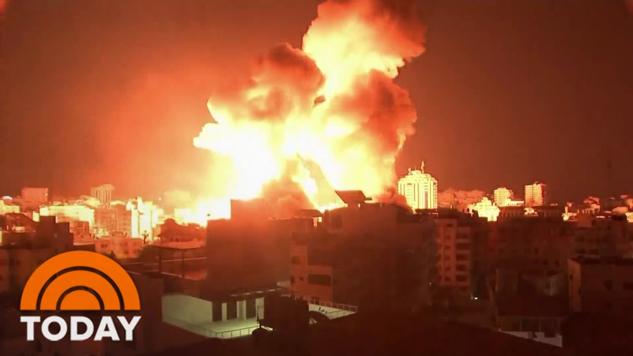 Download Israel Launches New Strikes On Gaza Amid Growing Calls For Ceasefire