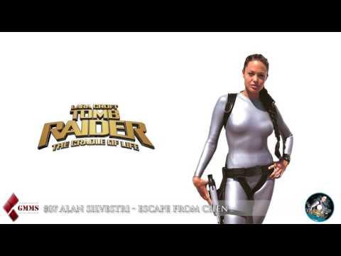 Lara Croft - Tomb Raider: The Cradle Of Life #07 Alan Silvestri - Escape From Chen