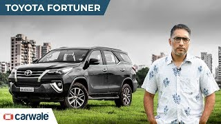 Toyota Fortuner | Much More Than Just A Macho Looking SUV | CarWale