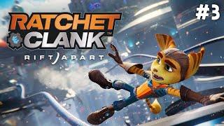 멀티버스를 누비며 랜섬웨어를 잡는 치즈냥이 #3  Ratchet & Clank: Rift Apart l PS5