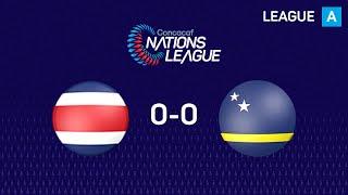 #CNL Highlights - Costa Rica 0-0 Curacao