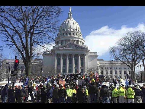 Wisconsin Legislators Pass Right To Work Law