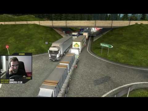 Admin of the year. (Euro Truck Simulator 2)