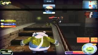 Bubblefighter  - Zombie King Mod (Italy/Dust 2)