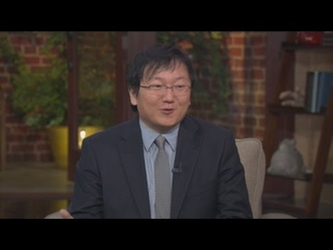 Masi Oka travels across time in 'Heroes Reborn'