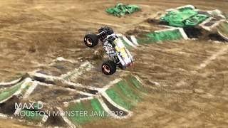 Monster Jam   Monster Jam 2019   Max-D Freestyle   Monster Trucks   Monster Jam Videos