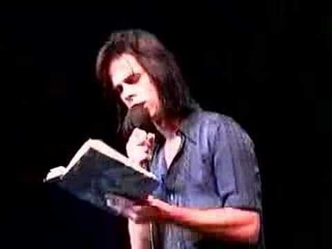 A list of Nick Cave's favourite books and authors