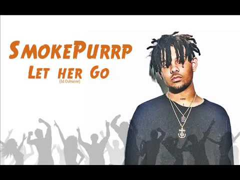 SmokePurpp -  Let Her Go