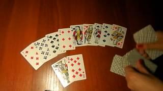 гадание на будущее - 7 карт