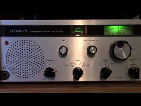 Drake SSR-1 Communications Receiver (1975)