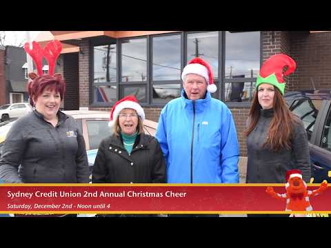 Sydney Credit Union's 2nd Annual Christmas Cheer Event!