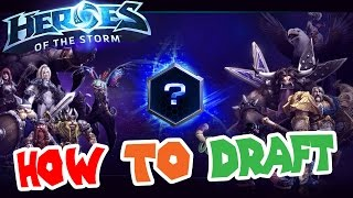 HotS Hero League key skills // In-Depth Drafting Guide!