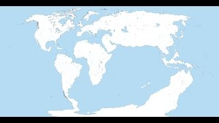 Let's Redraw the World Map!