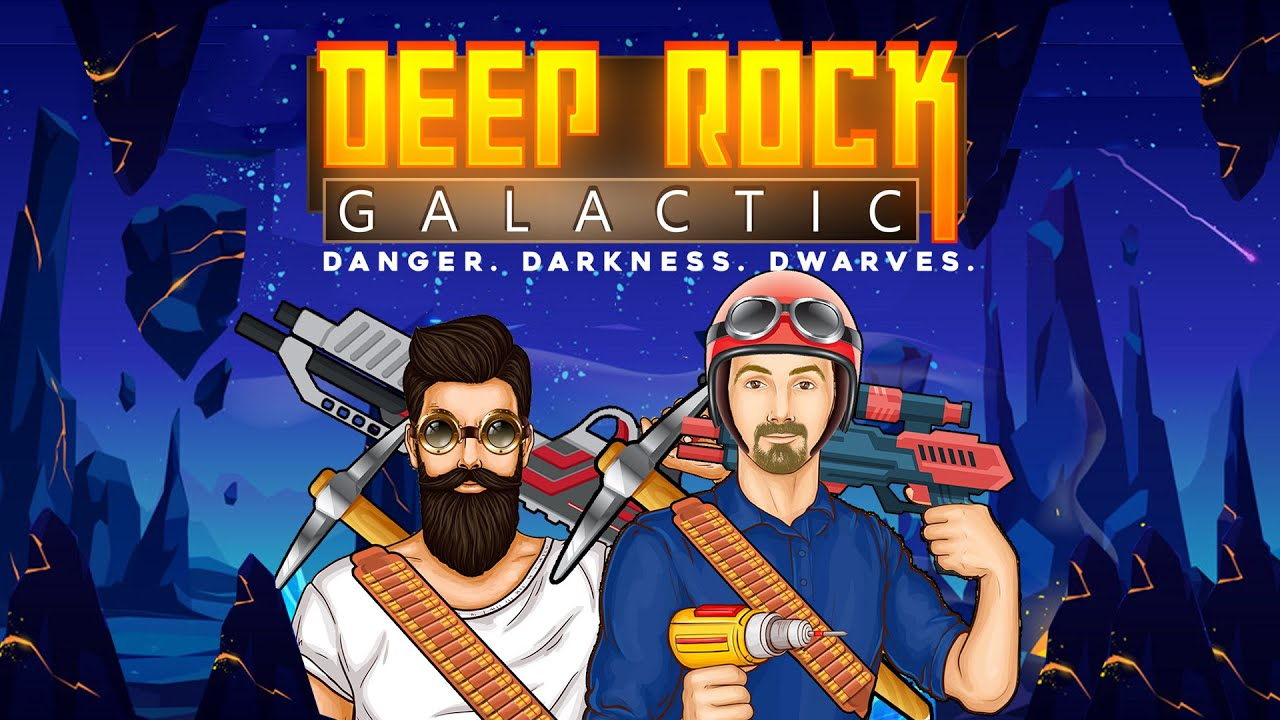 Mooning For Ore (Deep Rock Galactic)