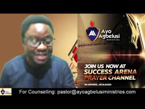 God's Blessing On All Mothers. By Pastor Ayo Agbelusi